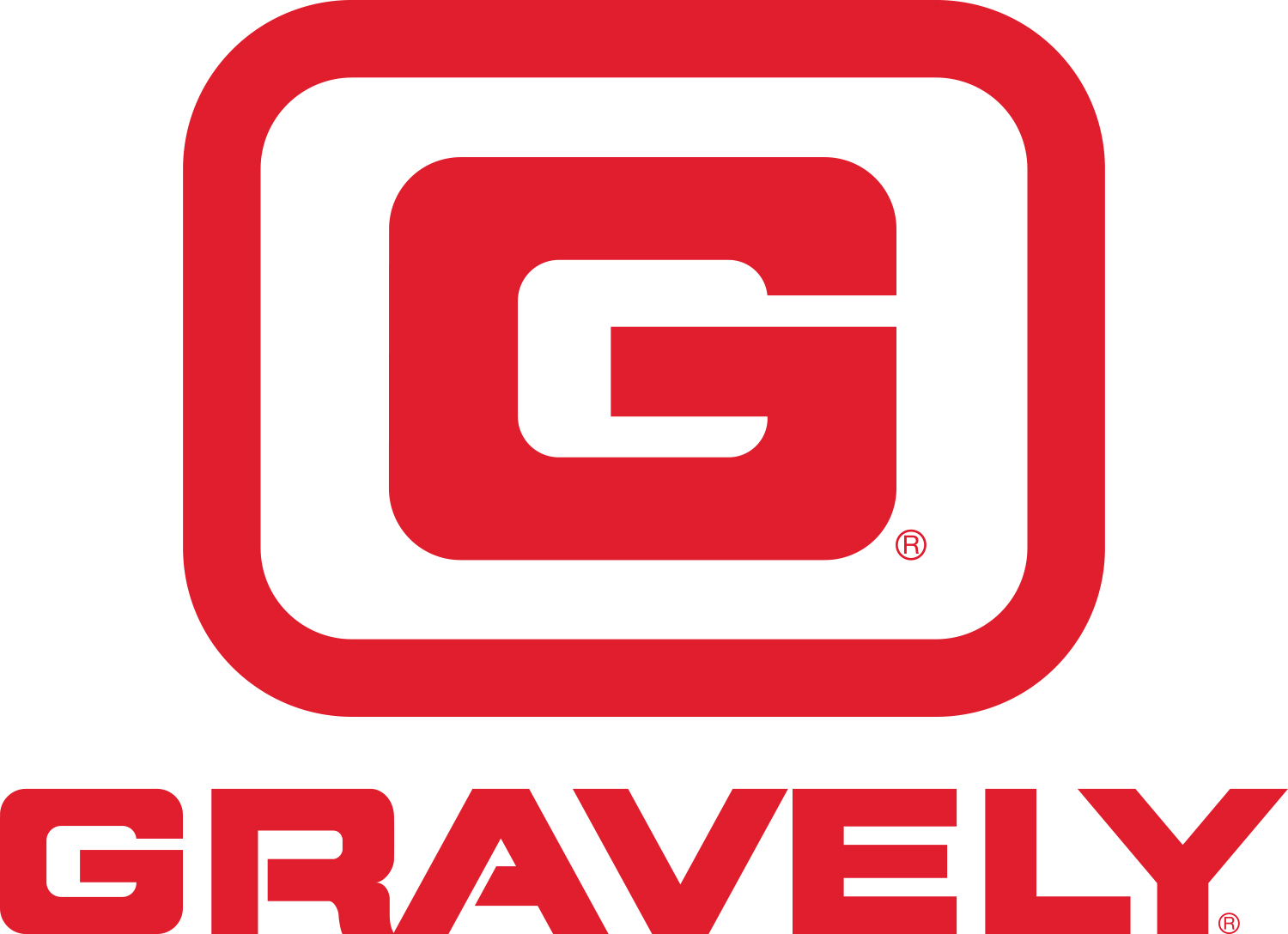 Link to Gravely website